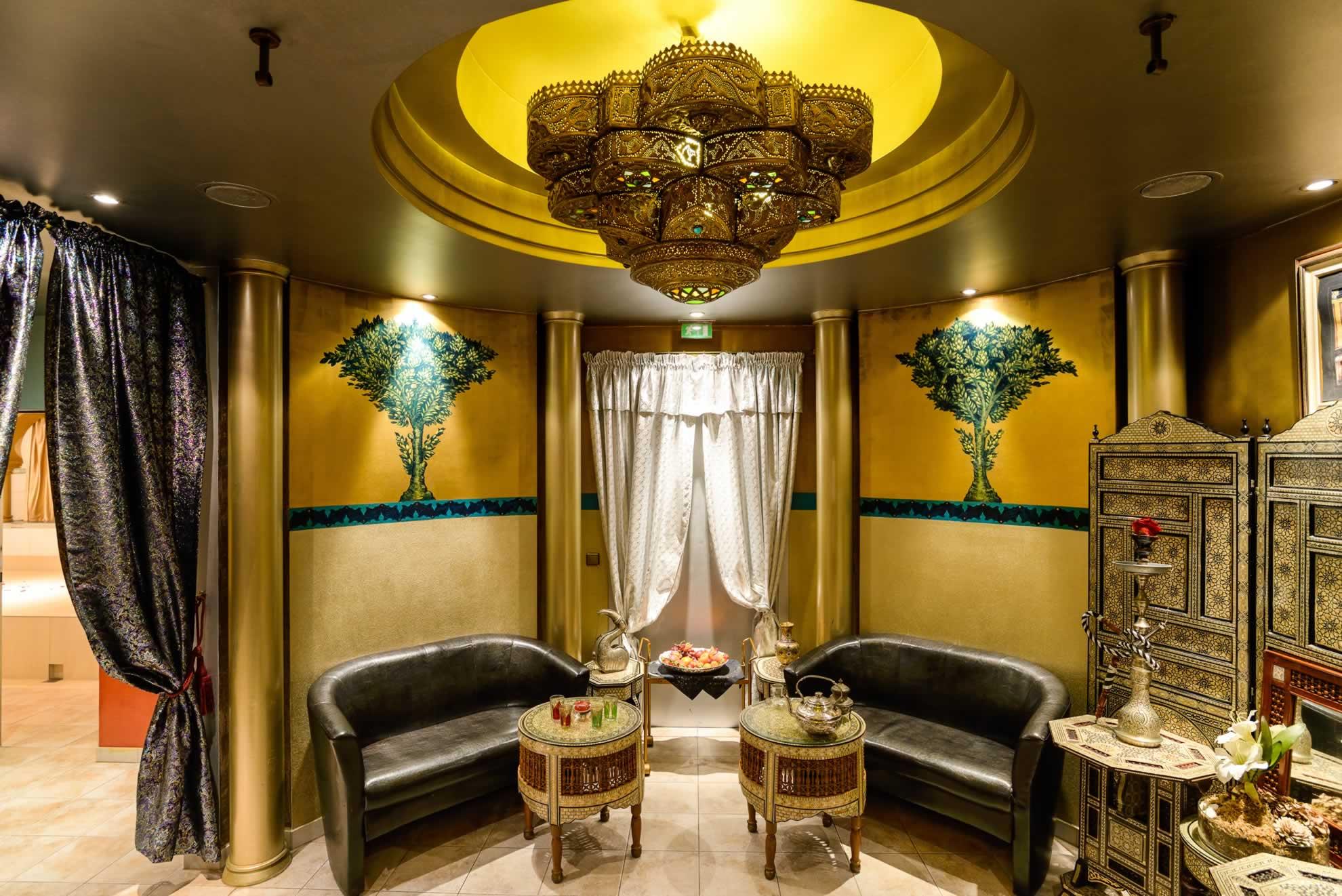 Hamam  lounge