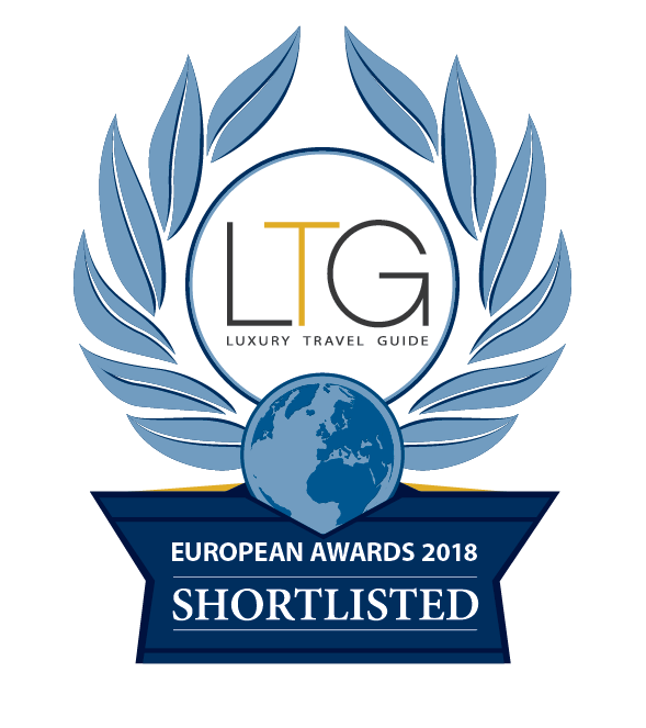 Luxury Travel Guide Award Nominee 2018